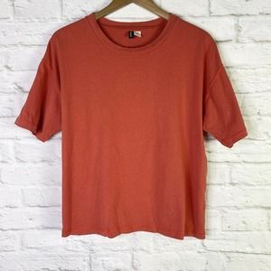 3/$25 BDG Cotton Oversized Terracotta Short Sleeve